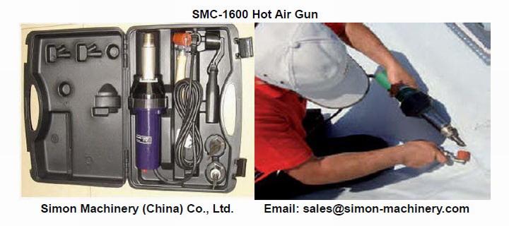 SMC-1600 Hot Air Gun